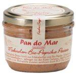 Makréla pástétom bio paprikával, Pan do Mar (125g)