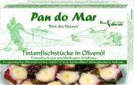 Tintahal, bio olivaolajban, Pan do Mar (120g)