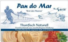 Tonhal, natúr lében, Pan do Mar (120g)