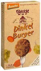 Tönköly-burger keverék, bio, Bauck Hof (160g)