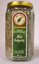 Bógríz - bio vegeta (fűszerkeverék só nélkül), bio, Bio Berta (115 g)