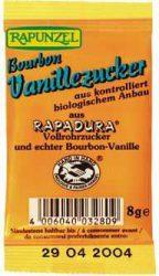 Bourbon vaníliás cukor, bio, Rapunzel (8 g)