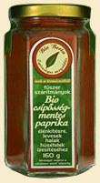 Fűszerpaprika, csípősségmentes, bio, Bio Berta (160g)
