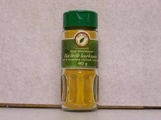 Kurkuma szórófejes üvegben, őrölt, bio, Bio Berta (40g) - 2023/03/11.