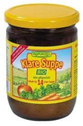 Erőlevespor, bio, Rapunzel (250 g)