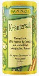 Zöldfűszersó szóródobozban, bio, Rapunzel (125 g)