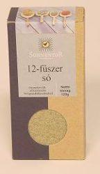 12-fűszer só, bio, Sonnentor (120 g)