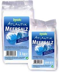 Atlanti tengeri só, őrölt, Byodo (1000 g)