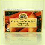 Zöldségleveskocka, bio, Natur Compagnie (8db- os)