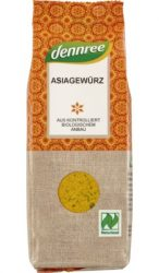 Ázsia fűszerkeverék, bio, Dennree (45g)