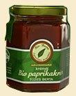 Csípős paprikakrém, Tüzes Berta, bio, Bio Berta (190 g)