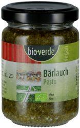 Medvehagymás pesto, bio, Bio Verde (125ml) - 2022/12/07.