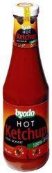 Ketchup, csípős, bio, Byodo (500 ml)