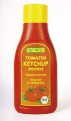 Paradicsomos ketchup flakonban, bio, Rapunzel (500ml)