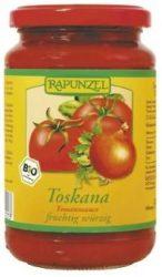 Paradicsomszósz, toscana, bio, Rapunzel (340 g)