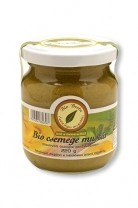 Csemege mustár, bio, Bio Berta (220g) - 2022/07/21.