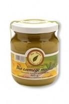 Csemege mustár, bio, Bio Berta (220g) - 2022/10/27.