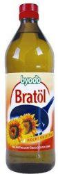 Napraforgó sütőolaj, bio, Byodo (750 ml)