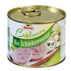 Sonkás vagdalthús konzerv, bio, Zimmermann (200g)