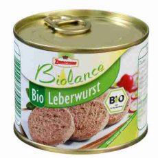 Májpástétom konzerv, bio, Zimmermann (200g)