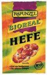 Bioreal szárazélesztő, bio, Rapunzel (9 g)