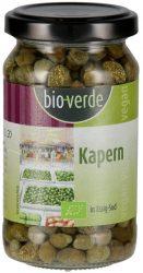 Kapribogyó ecetes lében, bio, Bio Verde (180g) - 2022/08/23.