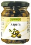 Kapribogyó olivaolajban, bio, Rapunzel (120 g)