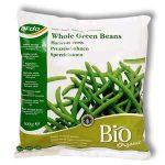 Zöldhüvelyű bab, fagyasztott, egész, bio, Ardo (600g)