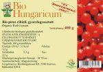 Piros ribizli, fagyasztot, bio, BioHungaricum (400g)