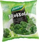 Brokkoli rózsa, bio, fagyasztott, Dennree (400g)