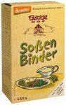 Szósz- és ételsűrítő, gluténmentes, bio, Bauck Hof (250g)