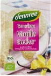 Bourbon vaníliás cukor, bio, Dennree (8g)