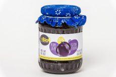 Szilvalekvár, cukormentes, bio, BeBio (370g)