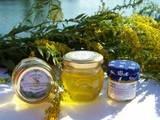 Levendula méz, bio (550g)