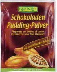 Pudingpor, csokoládés, bio, Rapunzel (50 g)