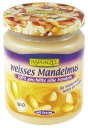 Fehér mandulakrém, bio, Rapunzel (250 g)
