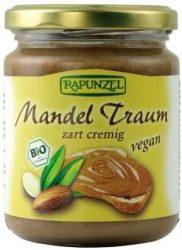 Mandulakrém nádcukorral, bio, Rapunzel (250g)