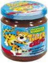 Tigris mogyorós nugátkrém, bio, Rapunzel (400 g)