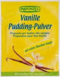 Pudingpor, vaníliás, bio, Rapunzel (40 g)
