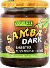 Samba sötét mogyorós nugátkrém, bio, Rapunzel (250g)
