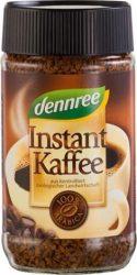 Instant kávé, bio, Dennree (100g)
