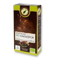 Nosztalgia kakaópor, bio, Bio Berta (200g)