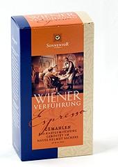 Bécsi csábítás espresso kávé, őrölt, bio, Sonnentor (500g)