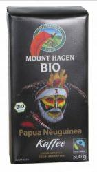 Pörkölt kávé, őrölt, Fair Trade, bio, Mount Hagen (250g)