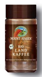 Instant gabona kávé, bio, Mount Hagen (100g)