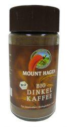 Instant tönköly kávé, bio, Mount Hagen (100g)