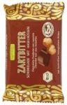 Cristallino félédes csokoládé, egész mogyoróval, bio, Rapunzel (100 g)