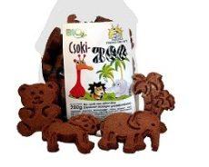 Csokis - zoo sütemény, bio, Piszkei Öko (200g)