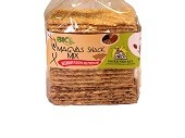 Magvas snack mix, bio, Piszke (200g)