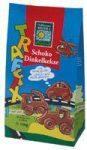 Traffix - tönköly csokis gyerek keksz, bio, Bohlsener Mühle (150g)